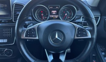 2015 Mercedes-Benz GLE 350 d 3.0 Turbo Diesel 9 Speed auto full