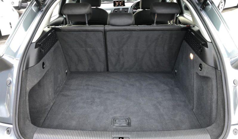 2012 Audi Q3 2.0 TDI Q S TRONIC full