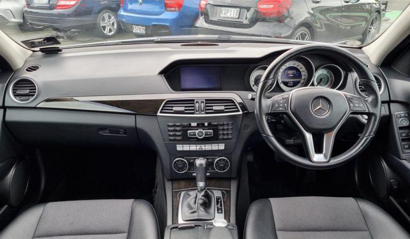 2013 Mercedes-Benz C180 Avantgarde full